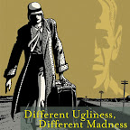 Graphic Novel Different Ugliness, Different Madness