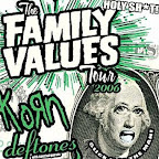 DVD The Family Values Tour 2006