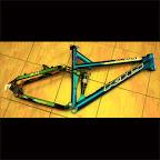Bike Frame KHS XC 204 - Blue