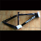 Bike Frame Da Bomb Tora Bora - Black