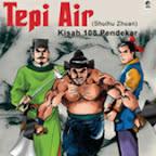 Graphic Novel Tepi Air (Shuihu Zhuan) - Kisah 108 Pendekar (jilid 4)