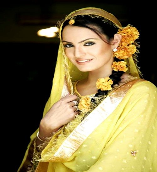 Pakistani Bridal Fashion Girl