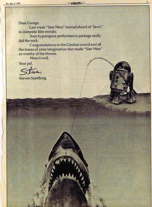 star wars jaws