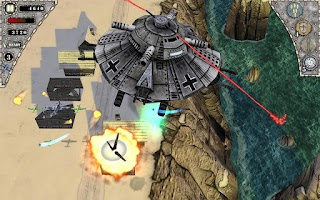 Screenshot of AirAttack HD Lite
