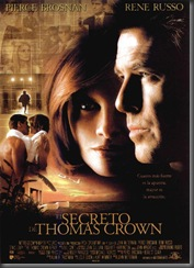 1999 EL SECRETO DE THOMAS CROWN