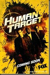 human-target-poster