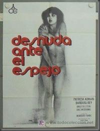 Desnuda ante el Espejo