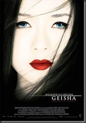 Memorias de una Geisha