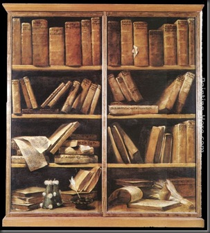 Bookshelves