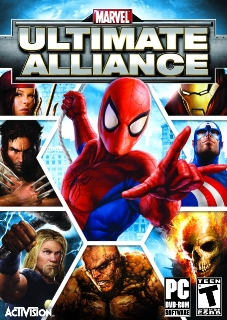 Marvel: Ultimate Alliance download