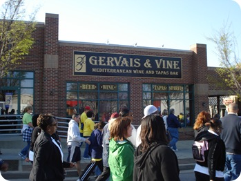 Gervais and Vine