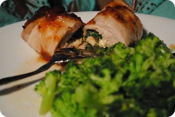 Pork roll-up