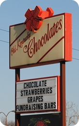 Old Kentucky Chocolates Southland Dr.