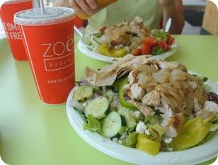 Zoe's Salad