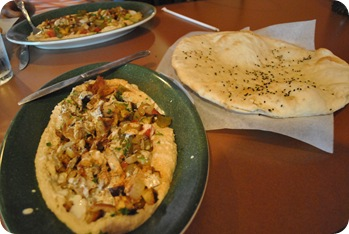 Damascus hummus