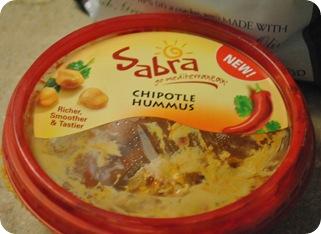 Sabra chipotle hummus