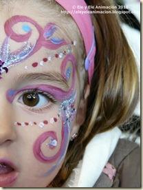 Maquillaje Princesa Fantasía 1