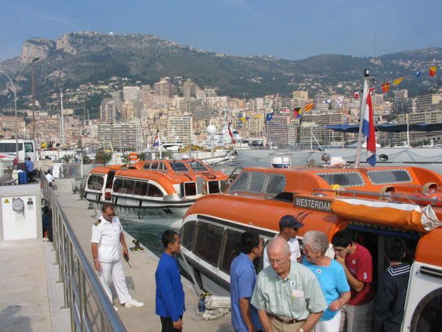 Monaco Tender Cruise Critic Message Board Forums