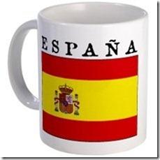 Spanish mug