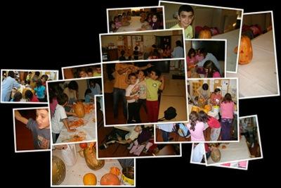 Ver Contrução das Abóboras de Halloween na Escola EB1 de Parada de Gonta