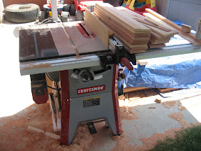 Craftsman 21833 Contractor Saw