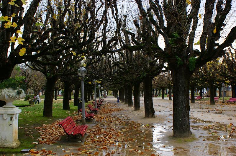 Coimbra, Jardim junto ao rio