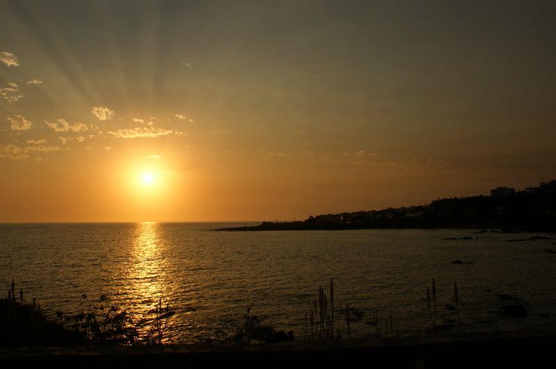 Pôr do Sol na Praia, Cabo Verde