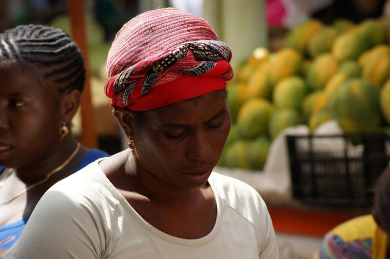 Pessoas da Praia, Cabo Verde