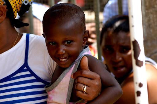 Crianças de África