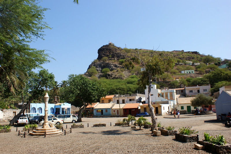 Cabo Verde, Cidade Velha, Santiago