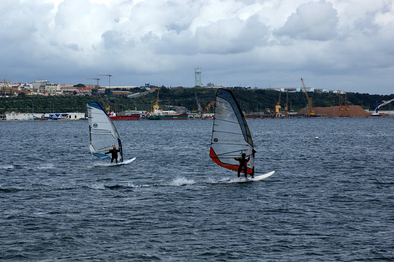 Windsurf no Sado