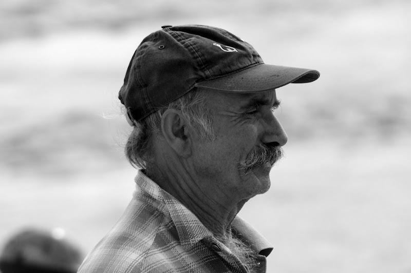 Pescador em Setúbal