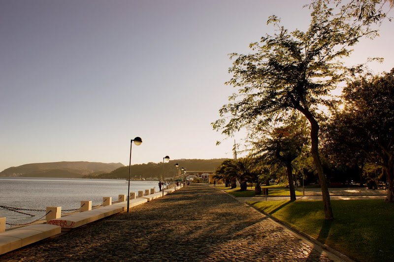Jardim da Beira Mar, Setúbal