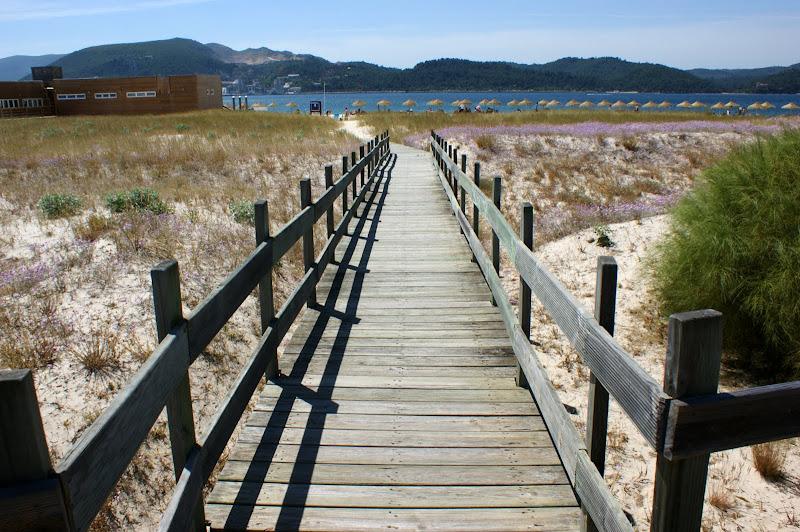 Praias de Troia, Bico das Lulas