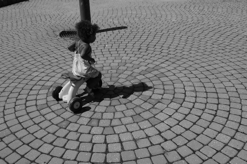 Brincar na rua
