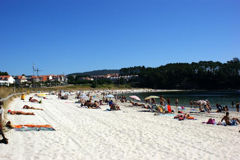 Portonovo, praia