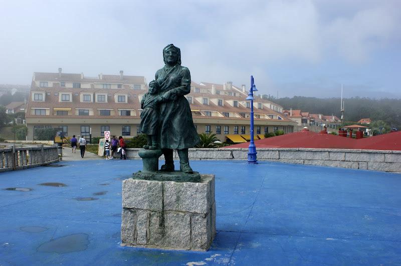 Monumento À Família  dos pescadores