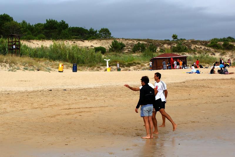 Dias de Praia, praia Montalvo