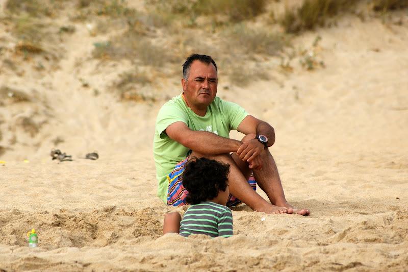 Dias de praia, Playa Montalvo
