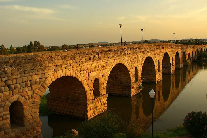 Mérida, Ponte Romano, Puente romana