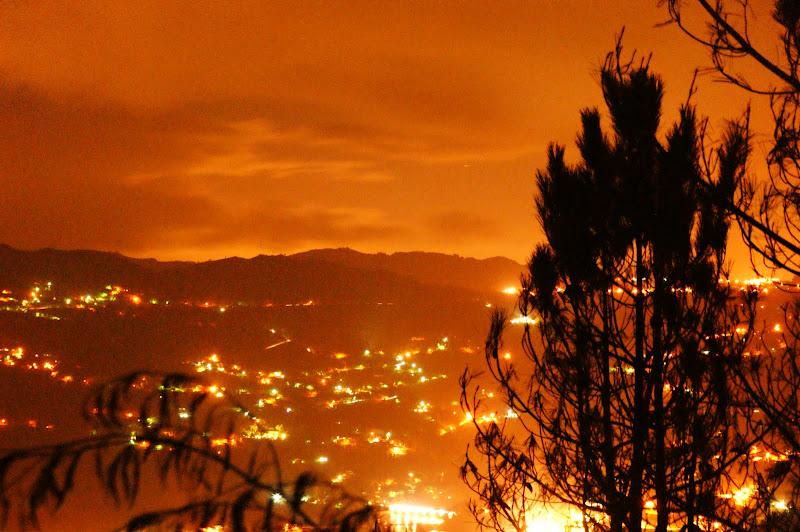 De noite no Gerês