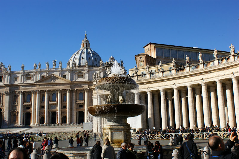 Vaticano, Praça de São Pedro