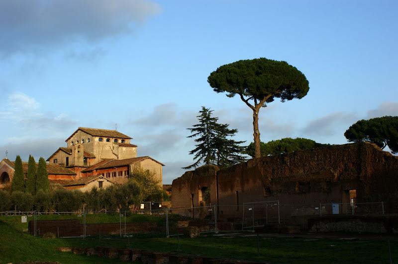 Convento di S. Bonaventura al Palatino