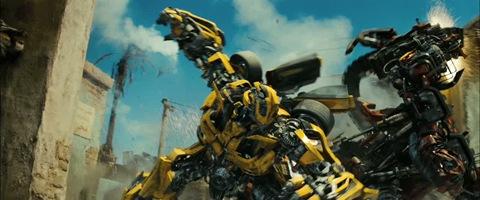 bumblebee-rampage