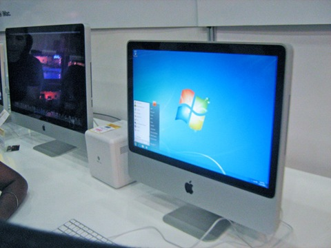Windows 7 iMac Edition