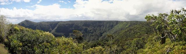 Panorama Mare Longue
