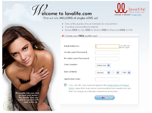 Profile Start How Online To A Hookup