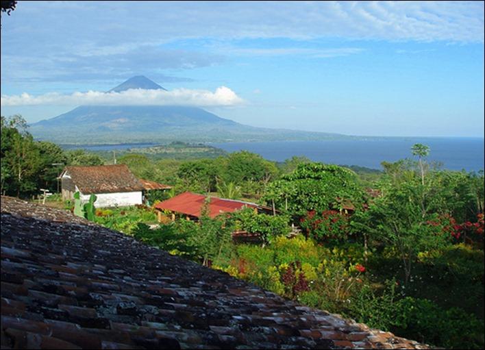 ometepe volcan concepcion