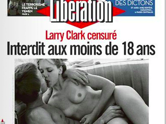 Larry Clark | Larry Clark censuré
