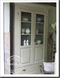 brocante vitrinekast 003